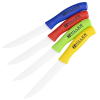 View Image 1 of 2 of Colorful Ceramic Steak Knife Set