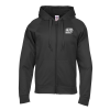 Jerzees Sport Tech Full-Zip Fleece Hoodie - Screen