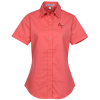 Workplace Easy Care SS Twill Shirt - Ladies'