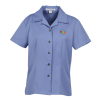 Stain Resistant Camp Shirt - Ladies'