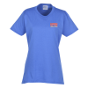 Port 50/50 Blend T-Shirt - Ladies - Colors - Embroidered