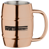 Moscow Mule Barrel Mug – 14 oz.