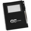 Business Card Notebook with Stylus Pen - Opaque - 24 hr