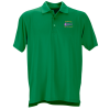 Vansport Omega Solid Mesh Tech Polo - Men's - Embroidered - 24 hr