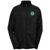 Brushed Back Microfleece Jacket - Men's - 24 hr
