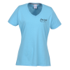Principle Performance Blend Ladies' V-Neck T-Shirt - Colors