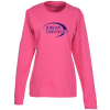 Port Classic 5.4 oz. Long Sleeve T-Shirt - Ladies' - Colors - Screen