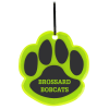 Reflective Zipper Pull - Paw Print