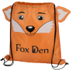Paws and Claws Sportpack - Fox