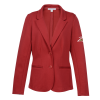 View Image 1 of 3 of Casual Knit Blazer - Ladies'