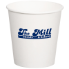Compostable Solid Cup with Traveler Lid - 10 oz.