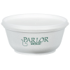 To Go Foam Bowl with Flat Lid - 12 oz.