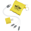 Sporty 3 in 1 Pouch with Wall Charger