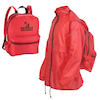 All-in-One Backpack - Rain Jacket