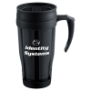 Insulated Tumbler with Handle - 16 oz. - Translucent - 24 hr