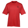 View Image 1 of 3 of Conquer Performance Tee - Men's - Screen