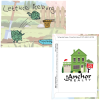 Cartoon Seed Packet - Lettuce