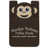 Paws and Claws Smartphone Wallet - Monkey