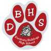 View Image 1 of 2 of Car Magnet - Paw