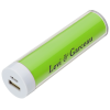 View Image 1 of 6 of Round Two Tone Power Bank - 24 hr