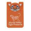 Paws and Claws Smartphone Wallet - Tiger