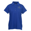 Smooth Touch Blended Pique Polo - Ladies'