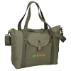 Field & Co. Scout Laptop Tote - Embroidered