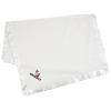 View Image 1 of 3 of Satin Trim Tahoe Microfleece Baby Blanket