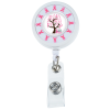 Ribbon Spinner Retractable Badge Holder