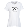 Optimal Tri Blend T-Shirt - Ladies' - White - Screen