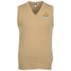 Tuf-Pil Plus Acrylic V-Neck Sweater Vest- Men's