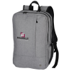 View Image 1 of 5 of Kapston Pierce Laptop Backpack - Embroidered