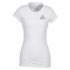 Ultimate Fitted T-Shirt - Ladies' - White