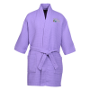 Waffle Weave Thigh Length Robe - Colors
