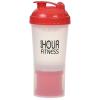 Fitness Fanatic Shaker Bottle Set - 20 oz.