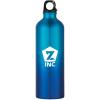 View Image 1 of 3 of Gradient Color Aluminum Sport Bottle - 25 oz.