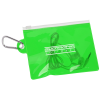 Carabiner Pouch with Ear Buds