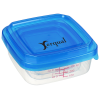 View Image 1 of 4 of Square Portion Control Container Set