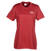 View Image 1 of 3 of Cool & Dry Basic Performance Tee - Ladies'