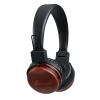 View Image 1 of 6 of Mojave Wooden Bluetooth Headphones