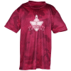 Challenger Camo Performance Tee - Youth - Screen
