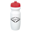 Move-It Bike Bottle - 20 oz. - White - 24 hr