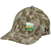 Under Armour Curved Bill Cap - Digital Camo - Full Color