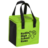 Square Non-Woven Lunch Bag - Two-Tone - 24 hr