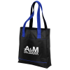 Air Mesh Accent Handle Tote - 24 hr
