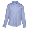 Wrinkle Resistant Pinpoint Oxford Shirt - Men's