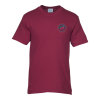 Soft Spun Cotton T-Shirt - Men's - Colors - Embroidered