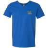 Gildan Softstyle V-Neck T-Shirt - Men's - Colors - Embroidered