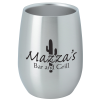 View Image 1 of 2 of Stainless Steel Stemless Wine Glass - 9 oz.