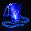 Light-Up Shot Glass on Beaded Necklace - 2 oz. - 24 hr